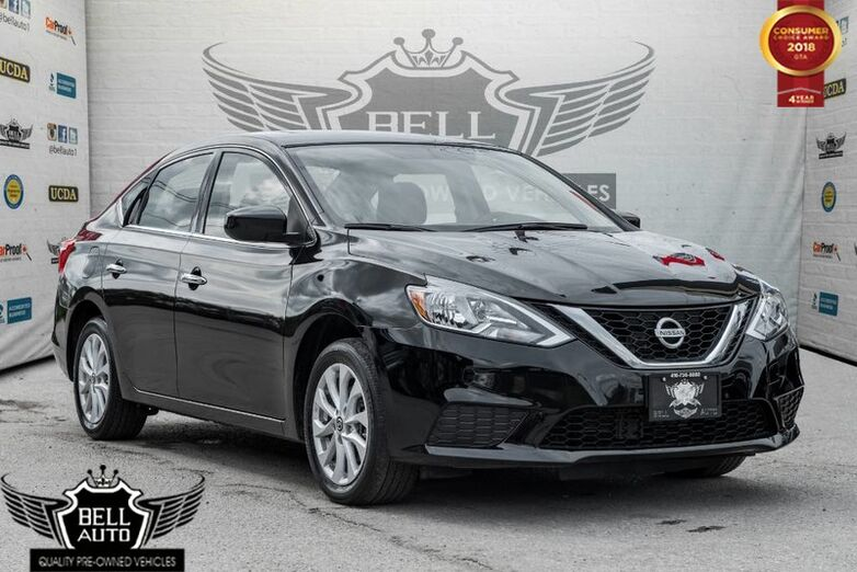 2016 Nissan Sentra SV BACK-UP CAMERA SUNROOF BLUETOOTH ALLOY WHEELS Toronto ON