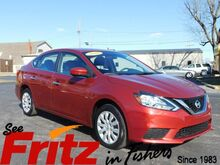 2016_Nissan_Sentra_SV_ Fishers IN