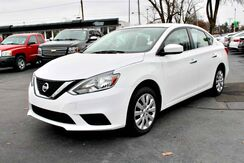 2016_Nissan_Sentra_SV_ Fort Wayne Auburn and Kendallville IN