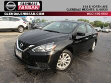 2016_Nissan_Sentra_SV_ Glendale Heights IL
