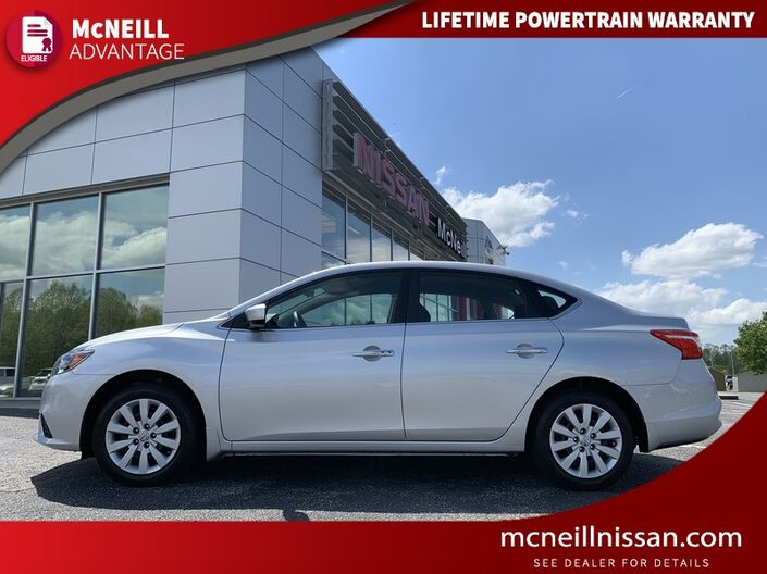 2016 Nissan Sentra SV High Point NC