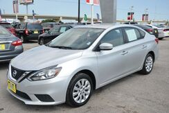 2016_Nissan_Sentra_SV_ Houston TX