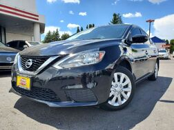 2016_Nissan_Sentra_SV_ Pocatello and Blackfoot ID