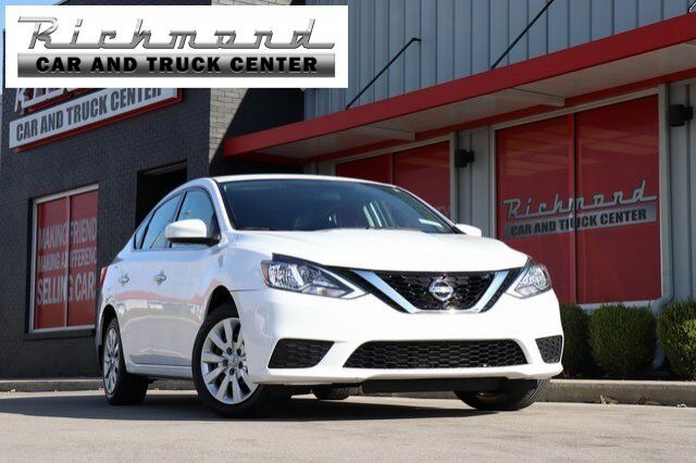 2016 Nissan Sentra SV Richmond KY