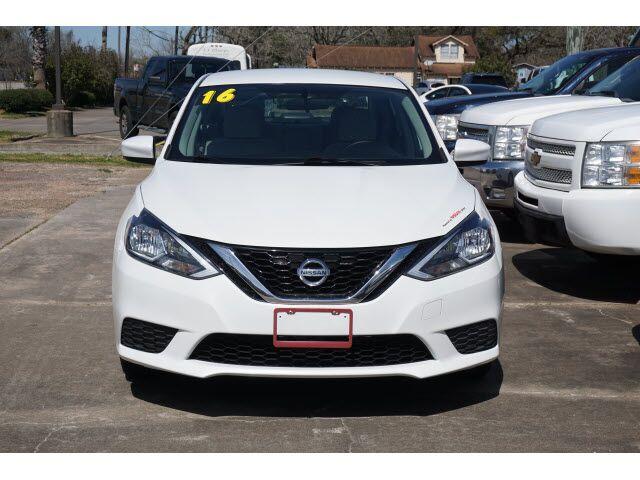 2016 Nissan Sentra SV Richwood TX