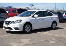 2016_Nissan_Sentra_SV_ Richwood TX