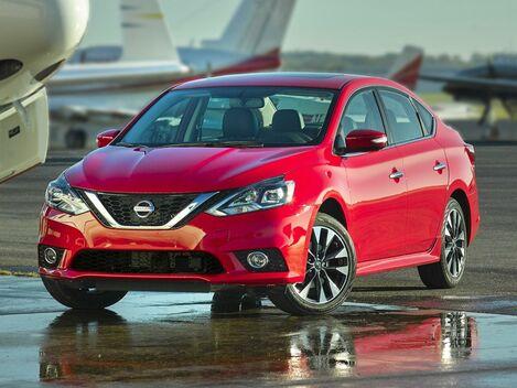 2016_Nissan_Sentra_SV_ Salisbury MD