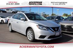 2016_Nissan_Sentra_SV_ St. Louis MO