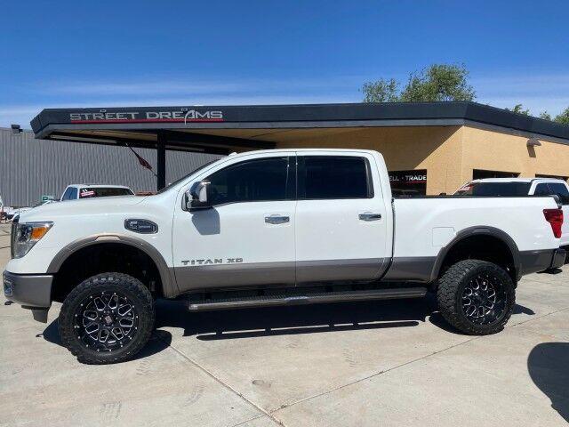 2016 Nissan Titan XD Platinum Reserve Prescott AZ