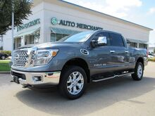 2016_Nissan_Titan XD_SL 2WD Diesel 5.0L 8CYL TURBO DIESEL, AUTOMATIC, LEATHER SEATS, NAVIGATION, BLIND SPOT MONITOR_ Plano TX