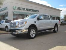2016_Nissan_Titan XD_SL 4WD Diesel,LEATHER SEATS, NAVIGATION SYSTEM, BACK UP CAMERA, HEATED FRONT SEATS, REAR PARKING AID_ Plano TX