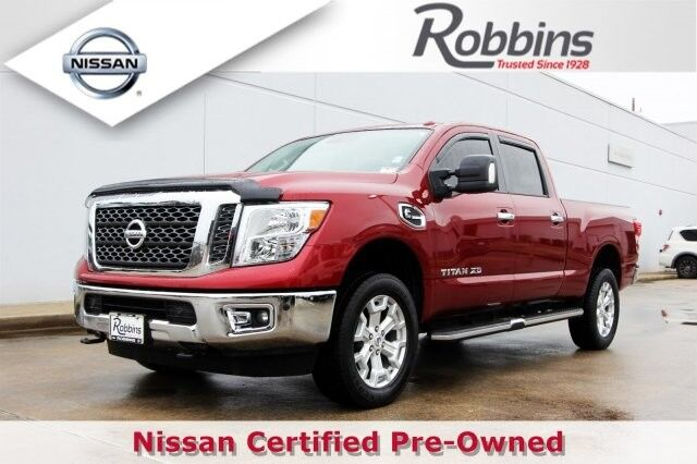 2016 Nissan Titan XD SV Houston TX