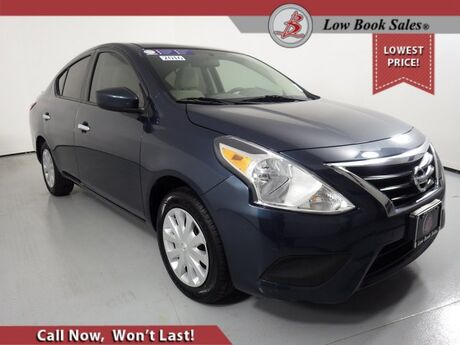 2016 Nissan VERSA S Plus Salt Lake City UT