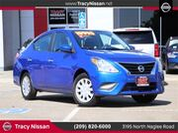 2016 Nissan Versa  Tracy CA
