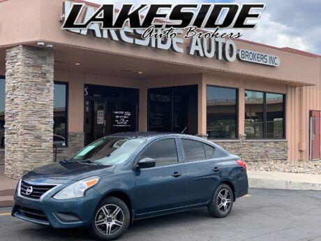 2016 Nissan Versa 1.6 S 4A Colorado Springs CO