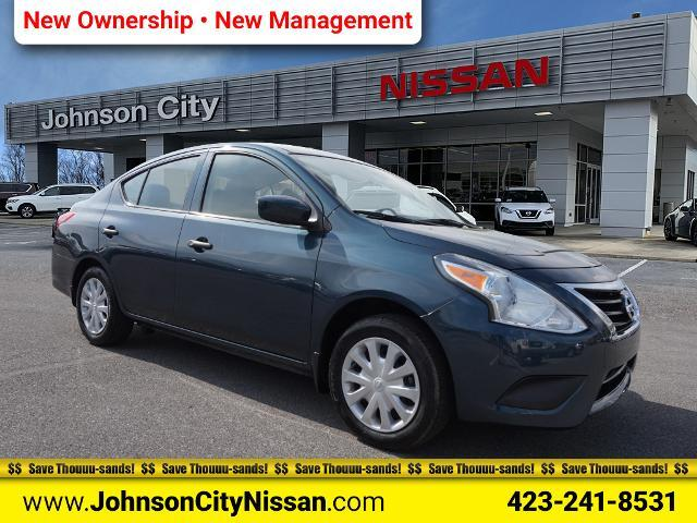 2016 Nissan Versa 1.6 S Johnson City TN