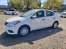 2016_Nissan_Versa_1.6 S Plus_ Hattiesburg MS