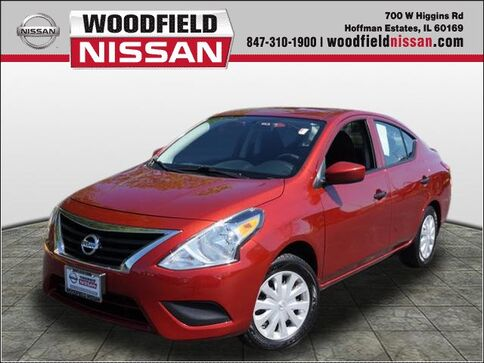 2016_Nissan_Versa_1.6 S Plus_ Hoffman Estates IL