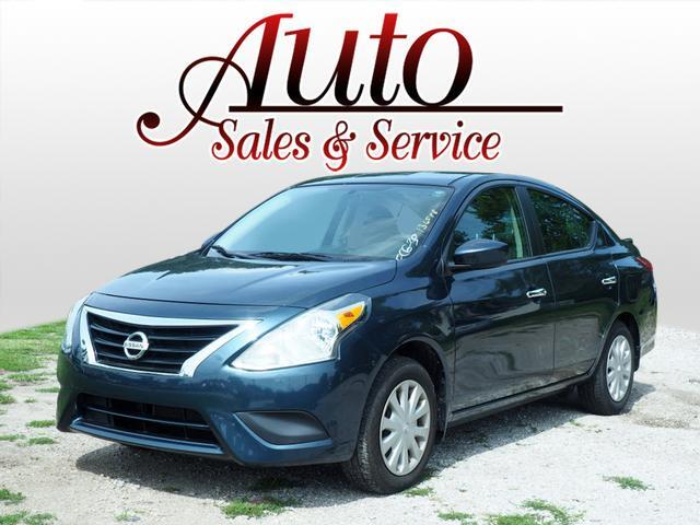 2016 Nissan Versa 1.6 SV Indianapolis IN