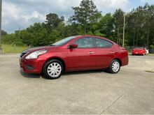 2016_Nissan_Versa_1.6 SV Sedan_ Hattiesburg MS