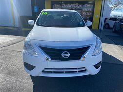 2016_Nissan_Versa_4d Sedan SV_ Albuquerque NM