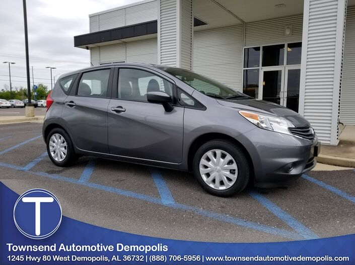 2016 Nissan Versa Note S Plus Demopolis AL