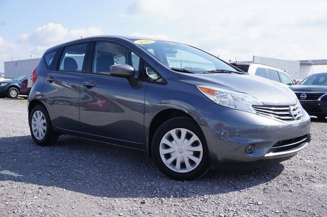 2016 Nissan Versa Note S Plus Shelbyville TN