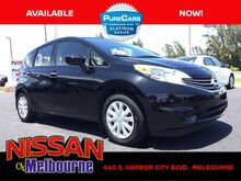 2016 Nissan Versa Note S Plus Melbourne FL