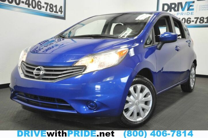 2016 Nissan Versa Note SV 41K REAR CAM KEYLESS ENTRY BLUETOOTH PHONE CRUISE CONTROL Houston TX