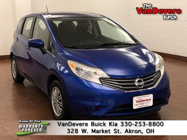 2016 Nissan Versa Note SV Akron OH