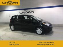 2016_Nissan_Versa Note_SV **No Accidents** Backup Camera** Bluetooth** Great on Gas**_ Winnipeg MB