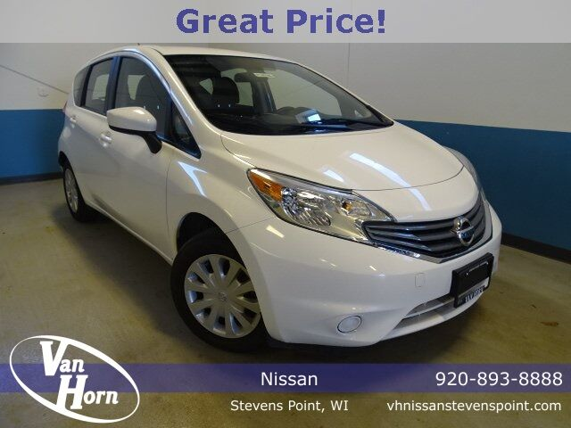 2016 Nissan Versa Note SV Plymouth WI