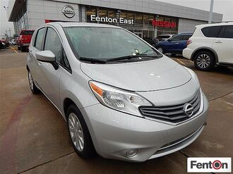 2016_Nissan_Versa Note_SV_ Del City OK