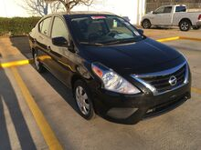 2016_Nissan_Versa_S_ Central and North AL