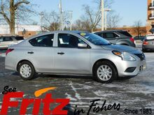 2016_Nissan_Versa_S Plus_ Fishers IN