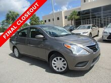 2016_Nissan_Versa_S Plus_ Fort Myers FL