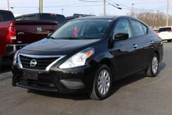 2016_Nissan_Versa_SV_ Fort Wayne Auburn and Kendallville IN