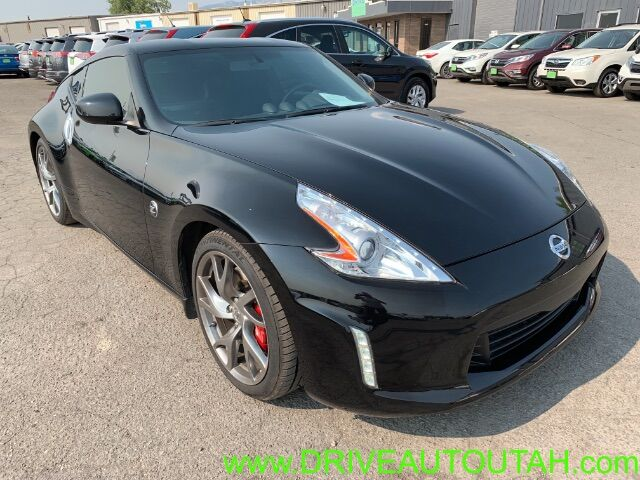 2016 Nissan Z 370Z Coupe Sport 7AT Pleasant Grove UT