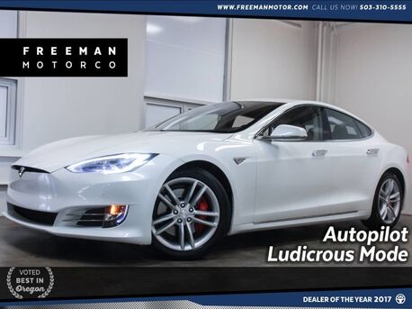 2016_No Make_Model S_P90D AWD AutoPilot Ludicrous Mode_ Portland OR
