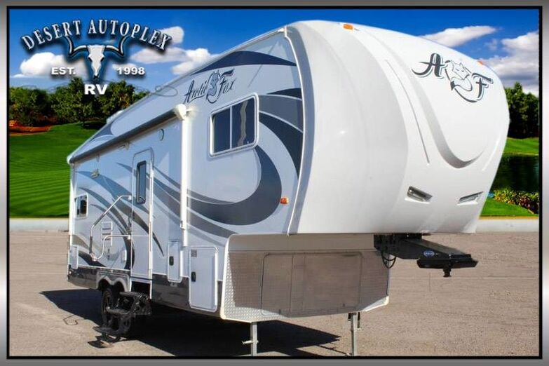 2016 Northwood Arctic Fox 27-5L Double Slide 5th Wheel RV Mesa AZ