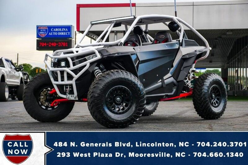 2016 Polaris RZR 1000 XP Turbo **LOW MILES** w/ LOTS of UPGRADES!!! Mooresville NC