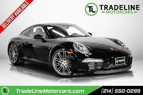 2016_Porsche_911_Carrera Black Edition_ CARROLLTON TX