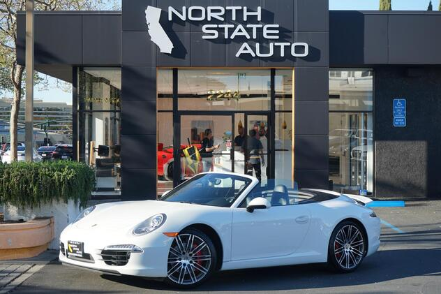 2016_Porsche_911_Carrera S_ Walnut Creek CA
