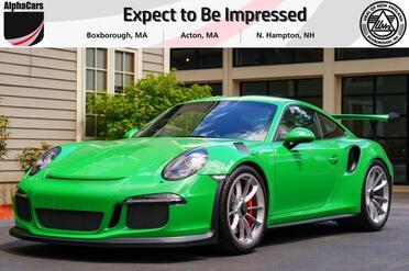 2016_Porsche_911_GT3 RS_ Boxborough MA