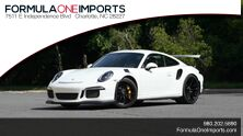 Porsche 911 GT3 RS COUPE / NAV / EXT RANGE / FR AXLE LIFT / PDK / CHRONO 2016