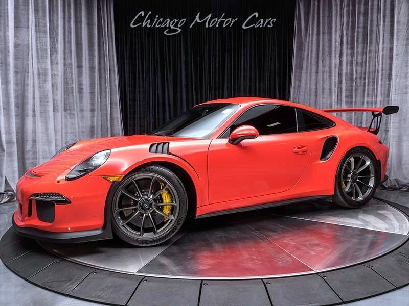 2016_Porsche_911_GT3 RS_ Chicago IL