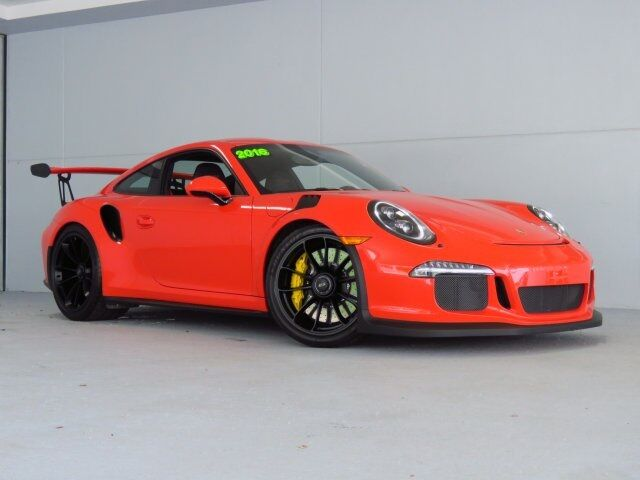 2016 Porsche 911 GT3 RS Merriam KS