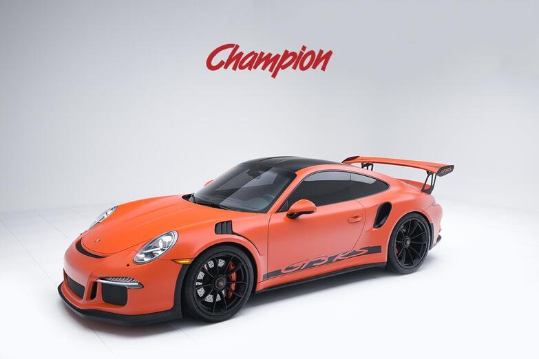 2016 Porsche 911 GT3 RS Pompano Beach FL