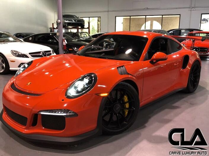 2016 Porsche 911 GT3 RS The Woodlands TX