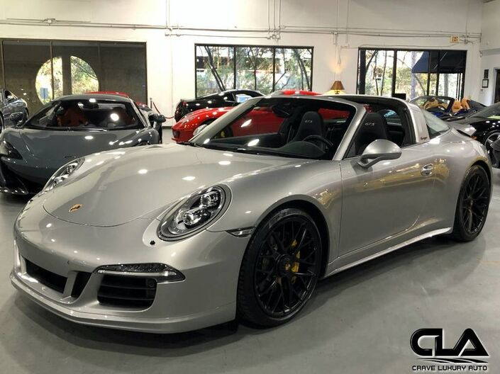 2016 Porsche 911 Targa 4 GTS The Woodlands TX